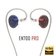 Simgot EN700 Pro Verbeterde Hi-Res Dynamische Bass Hifi Muziek Monitor Dj Oortelefoon In-Ear Oordopjes Met Detachabel kabel Fone De Oudivo
