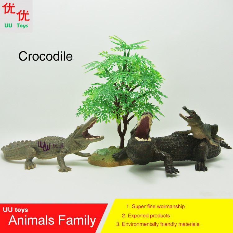 Hot toys: Crocodile  family pack Simulation model  Animals   kids  toys children educational props Action Figures dikalen s555 electric two wheels self balancing control bike scooter red