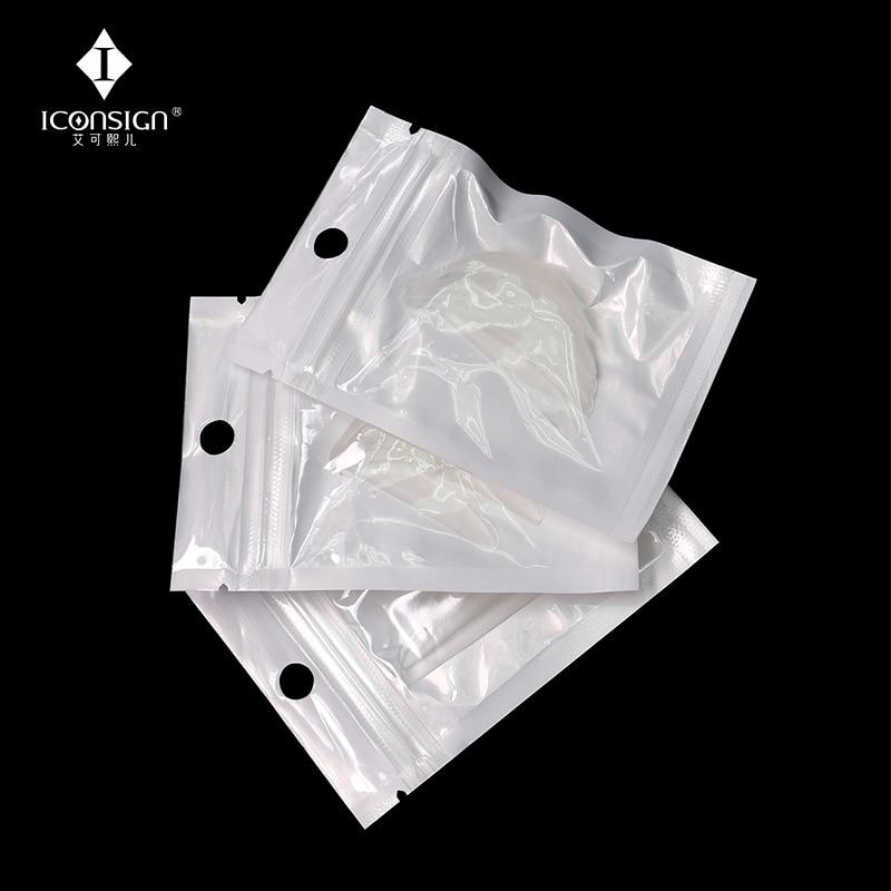50 Bags/lot Wholesale Price Recycling eyelash perm rods S M L silicone eyelash perm rods for eyelash perm Eyelash tools