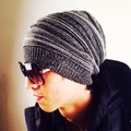 Лучшая Цена Прохладный Мужчины-Хоп Хип-Хоп Шляпа Melaleuca Двухместный Номер Цвет Крышки Шерсть Складки Хет