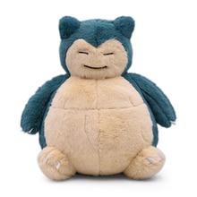 30CM Snorlax  Plush Toy Soft Stuffed Doll Fluffy Gift For Children