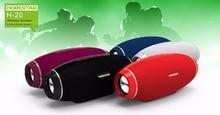 Abuzhen H20 Rugby Bluetooth Lautsprecher Wireless Mini Perfekten Sound Schwere Bass Stereo Music Player Fußball Subwoofer für Smart [schärfen