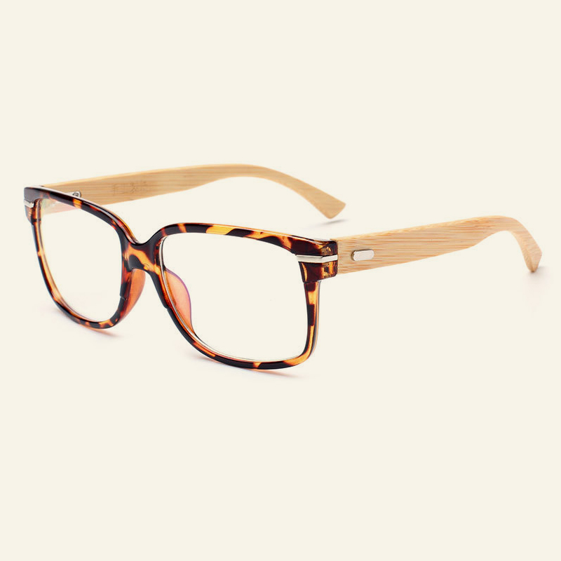 Cool Bamboo Glasses Frames Handmade Excellent Wood Eyeglasses Men ...
