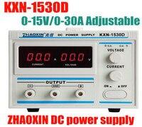 ZhaoXin KXN 1530D 0 15 В, 0 30A фабрики KXN 1530D серии High Мощность импульсный источник Питание один выход 0 15 В 0 30A