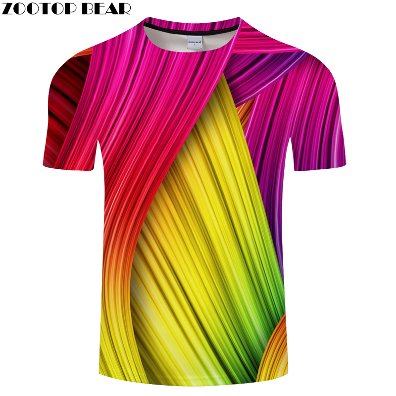 Wrinkle Funny T shirt Men t shirt 3D t-shirt Printed Top Short Sleeve Tee Streatwear Camiseta Male Harajuku Drop Ship ZOOTOPBEAR