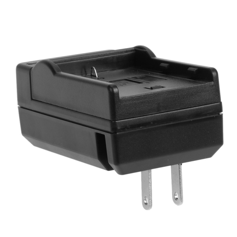 Battery Car Charger Two-flat US Plug Charger for Nikon EN-EL3 D50 D70 D100 D80 D200 D90 D300 EN-EL3E