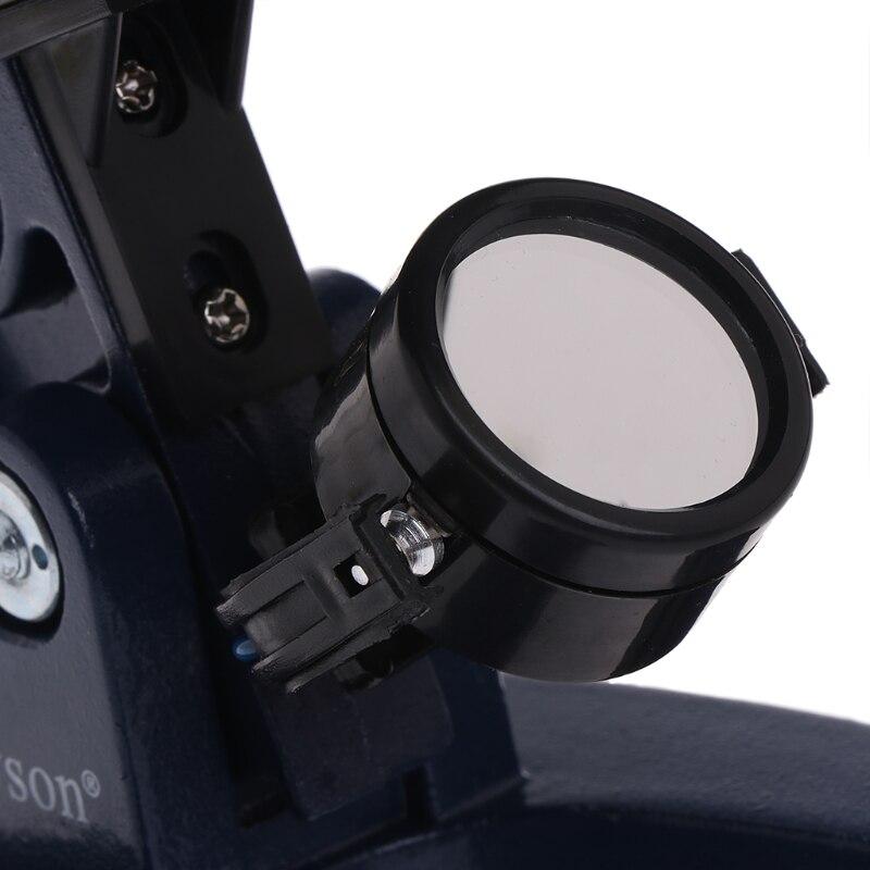 Прочный металлический кронштейн для детей Детский Биологический микроскоп набор обучающая игрушка 100x 600x 1200x дропшиппинг