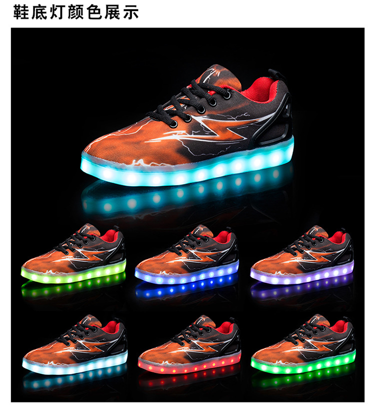 Led Sneakers Lightning 6