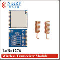 2 шт./лот LoRa1276 100 МВт SX1276 Чип SPI Интерфейс Чувствительность-139 дбм 915 МГц 4 км Long Distance RF передатчик И Приемник