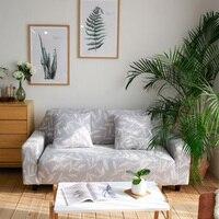Cotton Living Room Sofa Cover Sofa Slipcover Tight All Inclusive Elastic Cubre Sofa Corner Sofa Cover