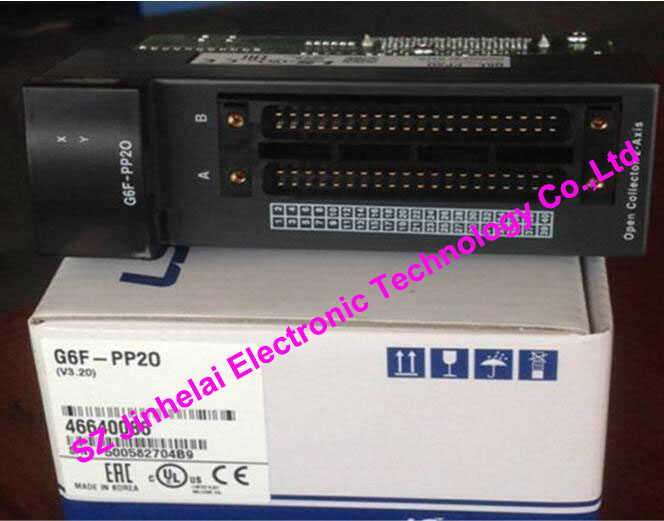 все цены на 100% New and original  G6F-PP2O(G6F-PP20)  LS  PLC Position Module онлайн
