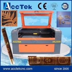 Laserowe maszyny cnc AKJ1390 routera laserowego cnc maszyna używana Leashine układu napędowego i silnik krokowy