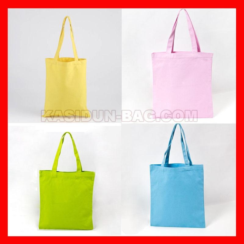 (100Pcs/Lot) Factory Wholesale Shopping Canvas Cotton Tote Eco Bag