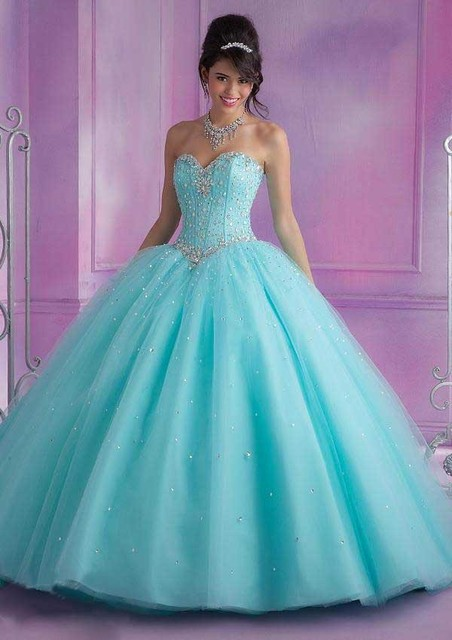 Sweet 16 Ball Gowns