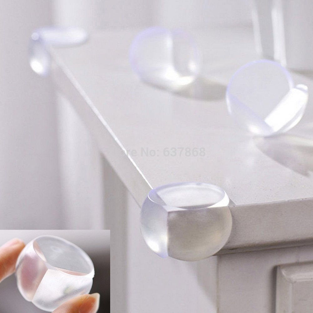 5pc Freeshipping Baby Safety Product Baby Proofing Glass