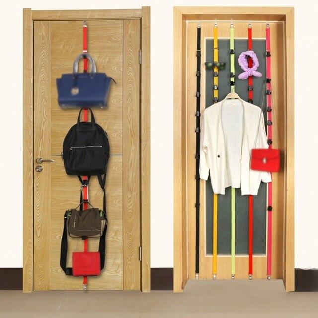 Durable Baseball Hat Holder Rack Organizer Storage Door Closet Hanger  #255301