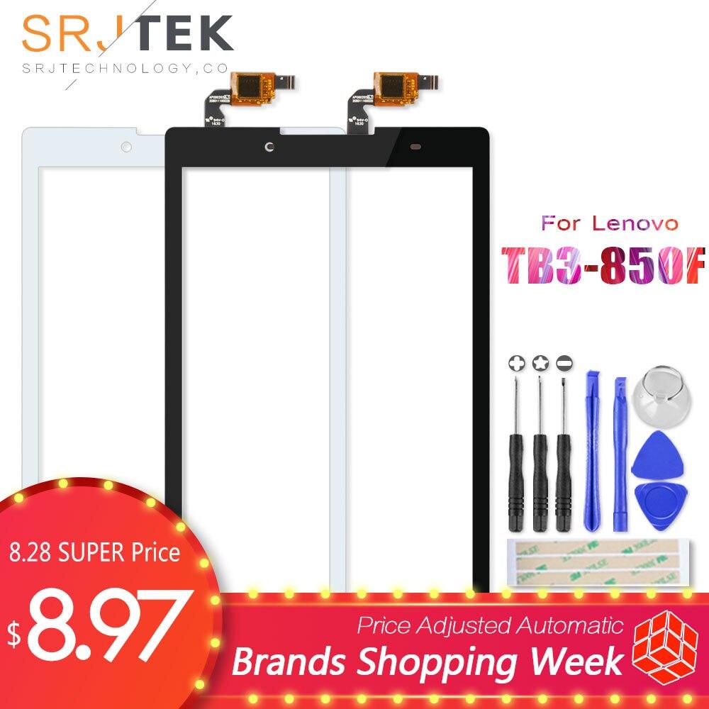 Srjtek Für Lenovo Tab3 Tab 3 8 850 TB3-850 TB3-850F TB3-850M Touch Panel Touchscreen Digitizer Glas Sensor Ersatz