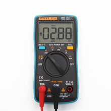 Digital Multimeter 6000 counts Backlight AC/DC Ammeter Voltmeter Ohm Portable Meter voltage meter