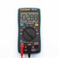 Digital Multimeter 6000 Counts Backlight AC DC Ammeter Voltmeter Ohm Portable Meter Voltage Meter
