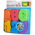 Envío gratis golpe D728 36 unidades de alfanumérico de baño rompecabezas palo/Eva juguetes se venden como pan caliente