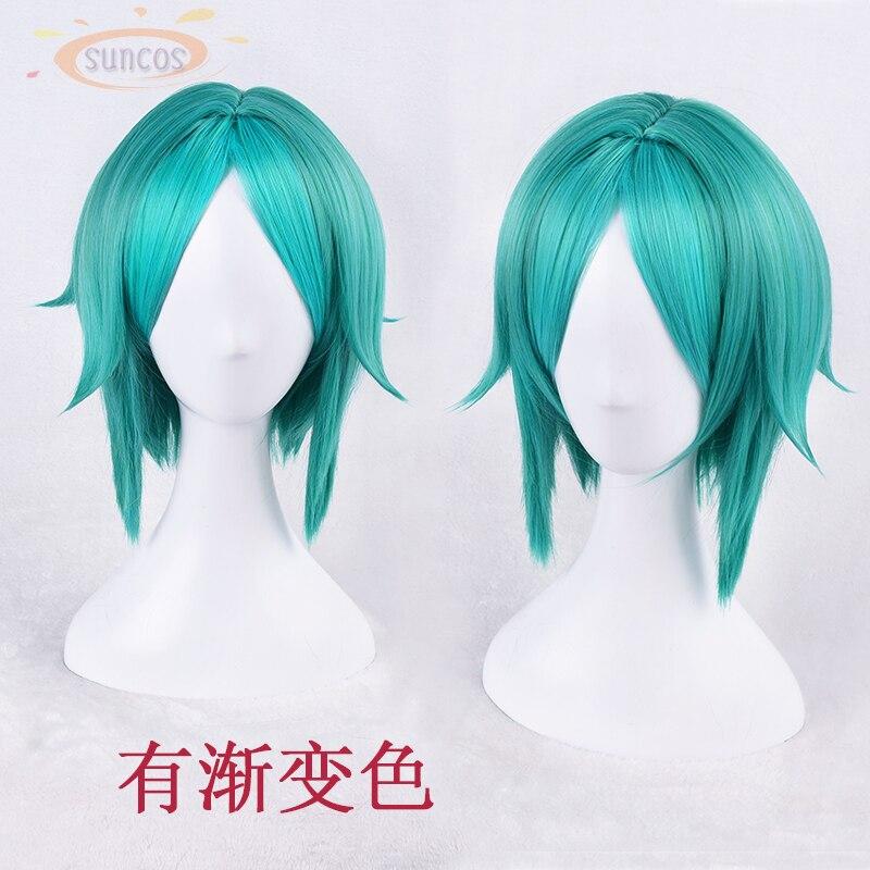 houseki no kuni Phosphophyllite cosplay wig wigs-in Boys