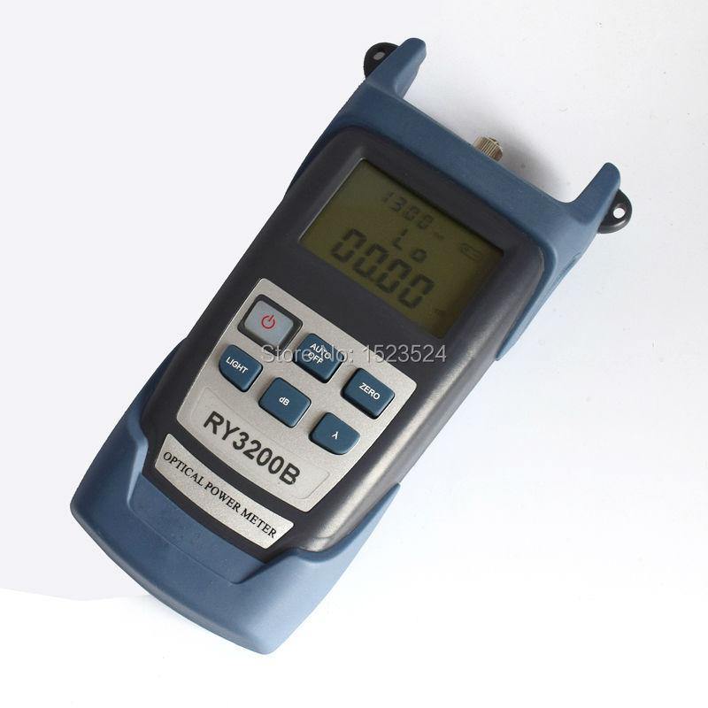 RY3200B-50~+ 26dBm портативный оптический измеритель мощности