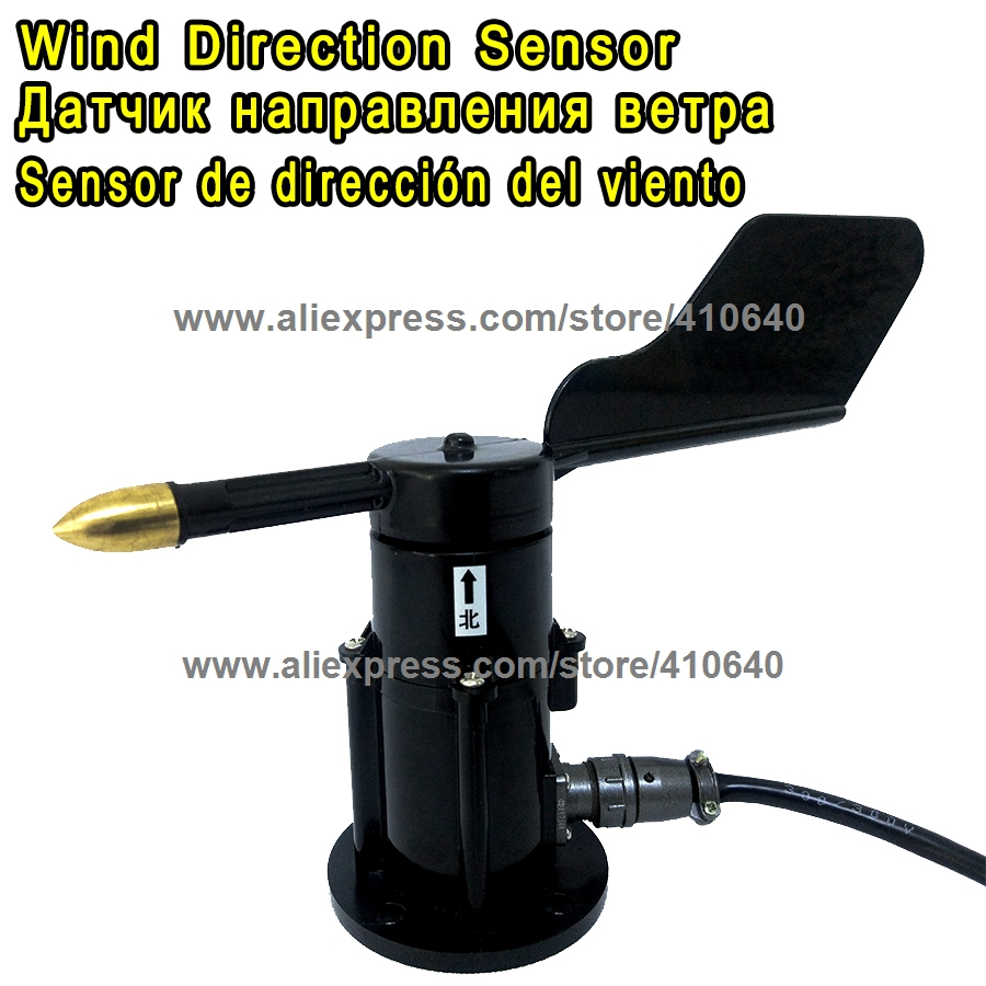 4 to 20mA Wind Direction Sensor Voltage type Wind Direction Sensor Anemometer 485 Factory Best Price Service and Quality voltage signal wind direction sensor signal 0 5v wind transmitter anemometer meteorological monitoring