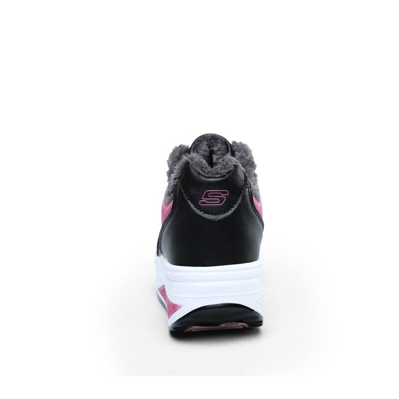 Dr. Орел Для женщин Спорт тонизирующий обувь на танкетке на платформе Zapatos Mujer кроссовки спортивные кроссовки Женская обувь зимние красовки