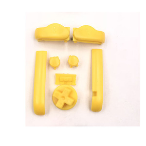 Plastic For GBA Buttons A B L R Button D-Pad For Nintendo Game boy Advance