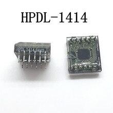 100 sztuk X HPDL 1414 HPDL1414 czteroznakowy inteligentny cyfrowy wyświetlacz. Cyfrowy w kształcie tuby