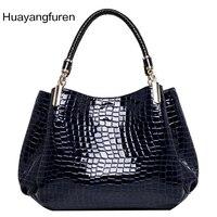The Lowest Price New 2015 Fashion Desigual Brand Bag Leather Women Handbag Shoulder Bags Crocodile Women