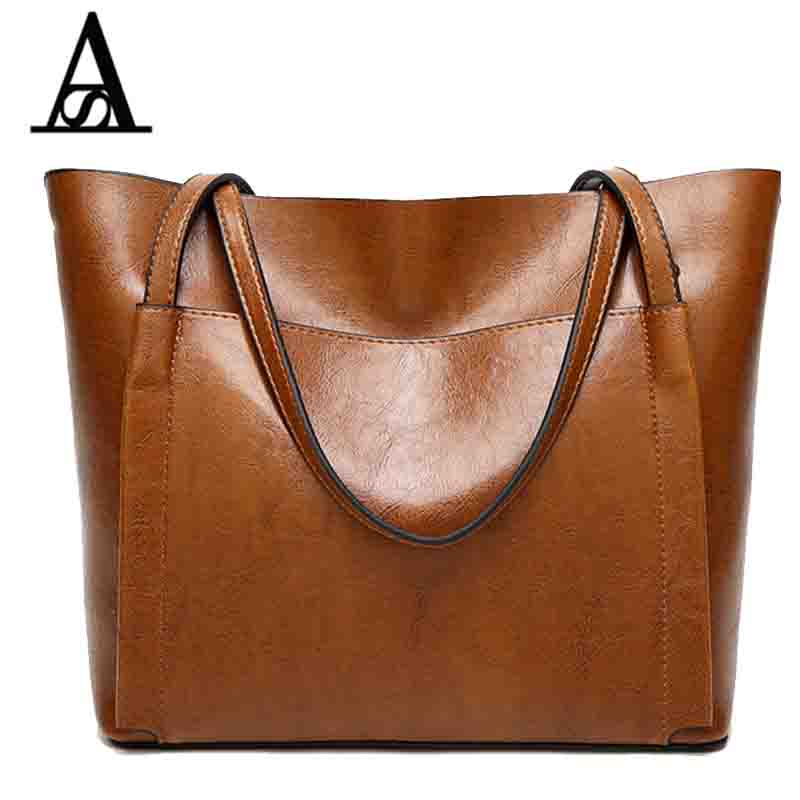 Aitesen Woman Casual Tote Luxury Handbags Louis Designer Vintage Large Shopping Bags Bolsas Feminina Sac A