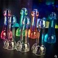 Маленький рот не разбрызгивается. Стекло чашка коктейль половой член пенис короткие пивной бокал вина сок вечерние забавные барные чашки п...