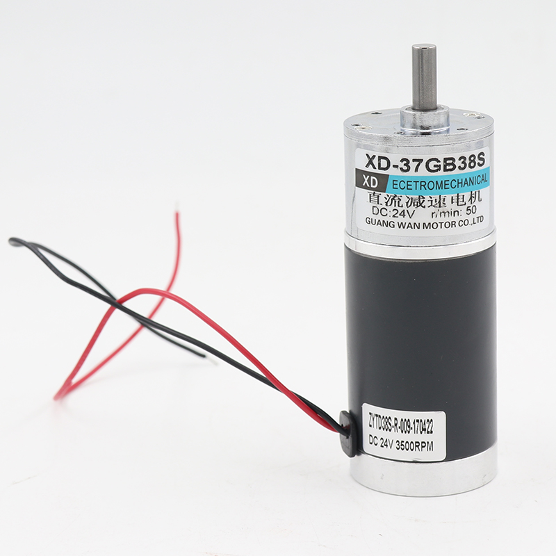 DC24V 10W miniature DC permanent magnet motor motor all-metal gear speed motor power tools/precision machinery / DIY accessories high power 180w rs 775 motor dc 18v 18400rpm high speed dc motor for power tools and all kinds of models used
