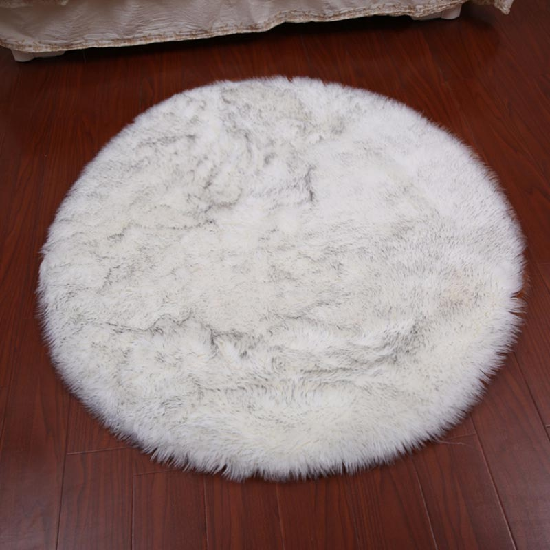 faux fur rugs (2)