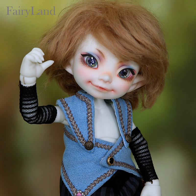 New arrival Fairyland FL RealFee Toki 1/7 bjd sd resin figures luts ai yosd kit doll for sales toy gift High-quality resin dolls lutsbjd luts tiny delf peter 1 8 bjd doll resin figures luts ai yosd kit doll toys for girls birthday xmas best gifts