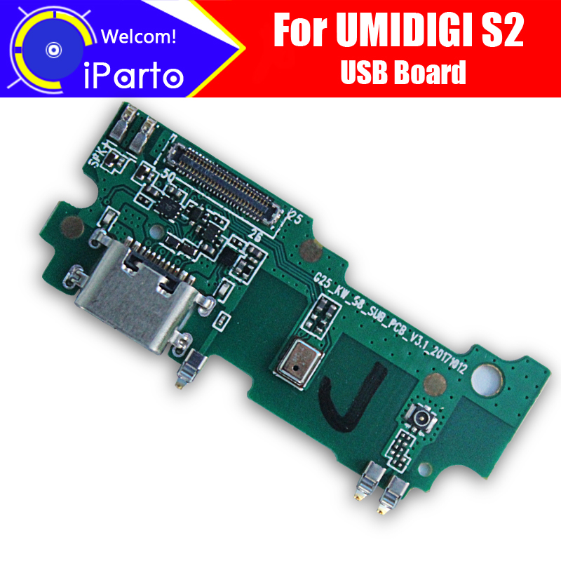 UMIDIGI S2 usb board  100% Original New for usb plug charge board Replacement Accessories for UMIDIGI S2 phoneUMIDIGI S2 usb board  100% Original New for usb plug charge board Replacement Accessories for UMIDIGI S2 phone
