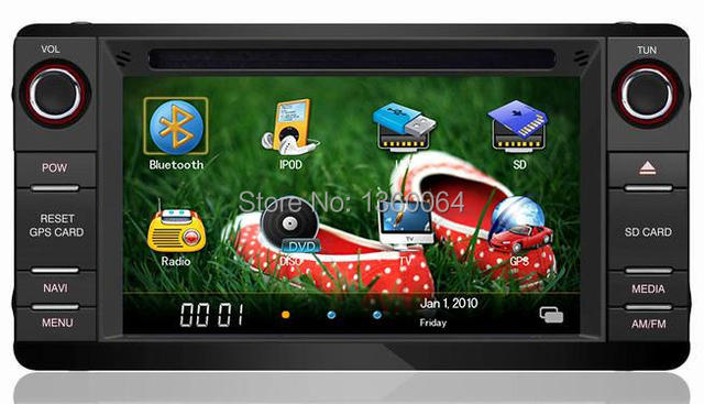 US $285 0 |Free shipping car DVD for Mitsubishi outlander 2013 2014 GPS  Navigation+BT +FM+Ipod+ATV+ Radio+ Stereo+3G+4GB SD card with map-in Car