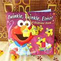 Móvil del bebé libro de tela libro de acostarse niños infantil suave felpa educativa temprano juguete del regalo de desarrollo