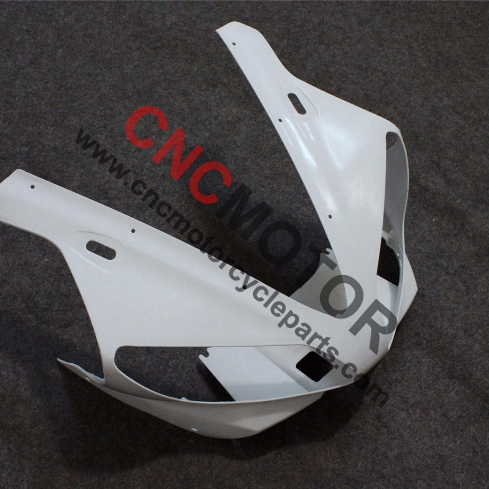 ФОТО Unpainted ABS Plastic Front Upper cowl nose Fairing for YAMAHA YZF R1 2000-2001