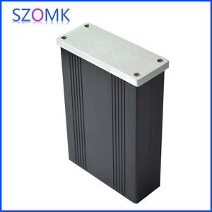 Image 2 - 1 pcs, szomk aluminum housing extruded box 40*105*150mm new arrival shenzhen audio amplifier enclosure, junction box