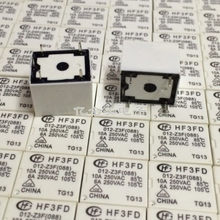 Relais HF3FD-012-Z3F (088) 5 broches HF3FD-012-Z3F 12VDC(China)