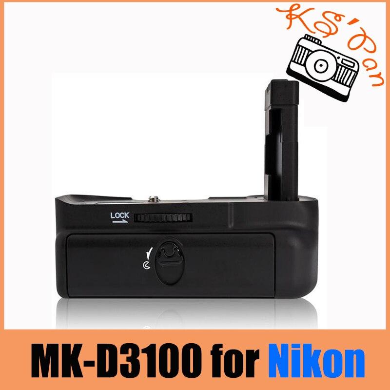 MeiKe MK-D3100 Vertical <font><b>Battery</b></font> <font><b>Grip</b></font> for <font><b>Nikon</b></font> D3100 <font><b>D3200</b></font> EN-EL14