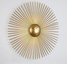 Gold Luxury Wall Lamp Background Home Indoor Living Room Bedroom Creative Fashion Lighting Modern Glass Ball Lights LED