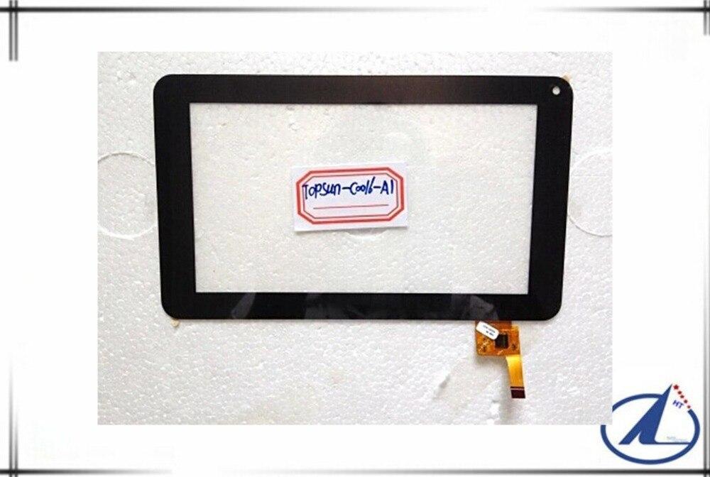 Original New Prestigio PMP3690b Tablet touch screen panel Digitizer Glass Sensor Replacement Free Shipping original new 8inch cg78229a0 1 tablet touch screen digitizer touch panel glass sensor replacement free shipping