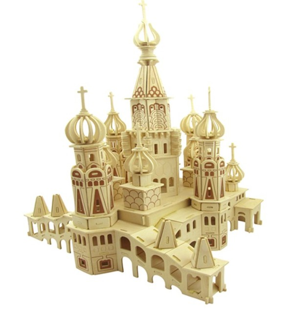 Деревянные головоломки игрушка строительные деревянные игрушки Санкт-Петербург