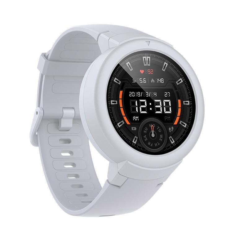 Globale Version Neue Amazfit Rande Lite Smartwatch Schrittzähler Uhr AMOLED Sports Tracking GPS GLONASS für Android-Handy iOS
