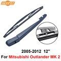 MK QEEPEI Traseiro Limpa e Braço de controle Para Mitsubishi Outlander 2 2005-2012 12 4 ''porta SUV Iso9000 Alta Qualidade Natural borracha
