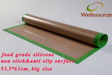 915*610mm or 36*24 Inch Big SIze Silicone Baking Tool Non Stick Bakeware Sheet Slip-resistant Rolling Dough Pastry Mat