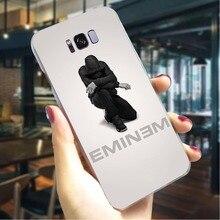 POP Eminem Hard Cover for Samsung Galaxy A70 Shockproof Phone Case for Samsung Galaxy A30 A40 A50 A70 A3 Back Skin cute panda hard cover for samsung galaxy a3 2016 print phone case for samsung galaxy a30 a40 a50 a70 a3 back shell